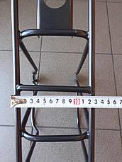 Багажник задний металлический  универсальный под дисковый тормоз (24-28 д), фото 3