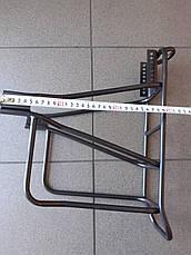 Багажник задний металлический  универсальный под дисковый тормоз (24-28 д), фото 2