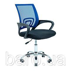 Кресло Спайдер черный/синий, Richman