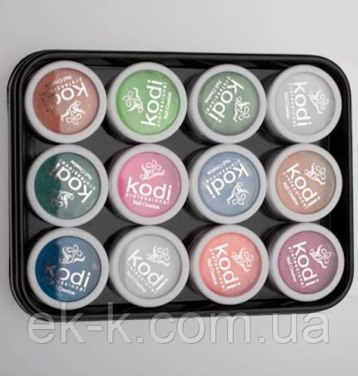 Набор цветных акрилов Kodi G3 12 шт.