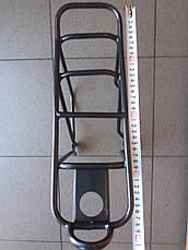 Багажник металлический  универсальный  (24-28 д), фото 3