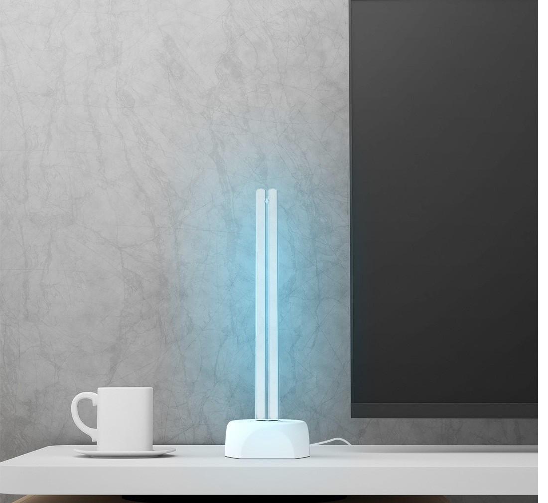 Бактерицидная УФ лампа  Xiaomi HUAYI SJ01 White стерилизатор