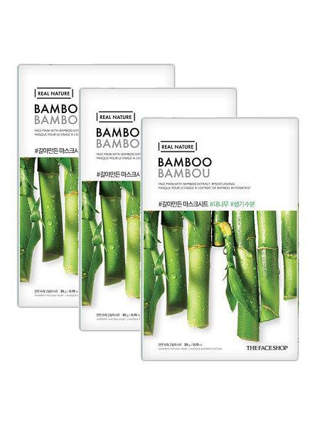 Маска для лица The Face Shop Bamboo