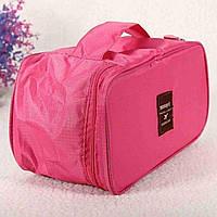 Органайзер для белья Monopoly Travel underwear pouch Розовый Боксы для хранения, фото 1