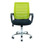Кресло Флеш черный/салатовый, Richman, фото 3