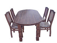 """Стол со стульями """"Лубно-1"""""""