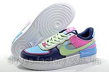 Женские кроссовки в стиле Nike Air Force 1 Shadow Mystic, фото 2