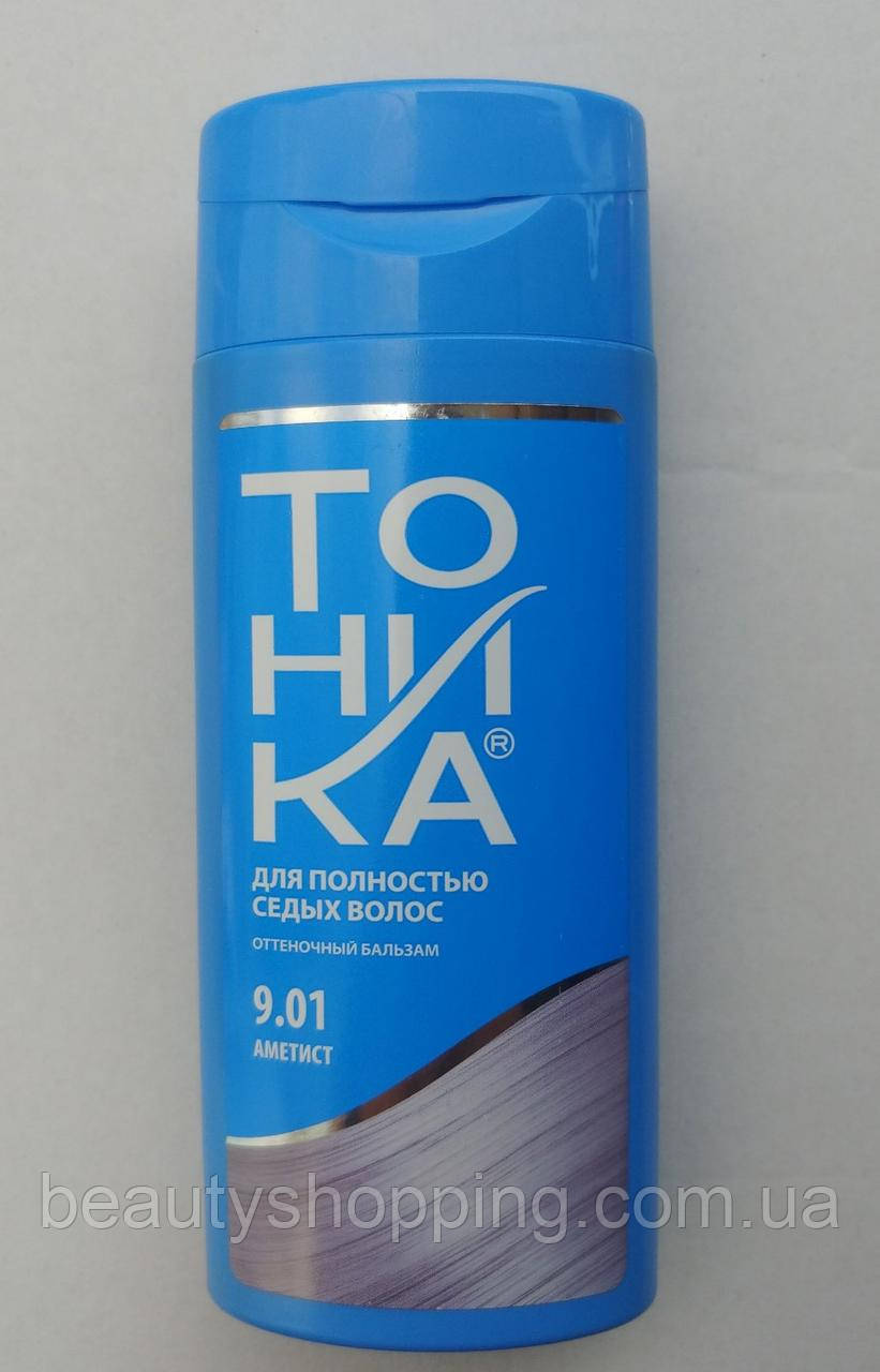 Оттеночный бальзам Тоника 9.01 Аметист