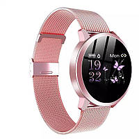 Смарт часы фитнес браслет S8 plus с измерением давления и пульса