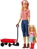 Лялька Barbie and Chelsea Sweet Orchard Farm Солодка Ферма (GCK84)