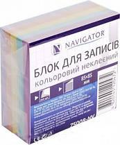 Бумага для записей  цветная 75008-NV  Navigator