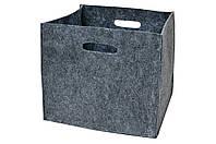 Короб для хранения из войлока, фото 1