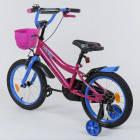 Велосипед двухколесный детский Corso 16 дюймов (4-6 лет), фото 2