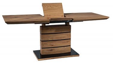 Стол обеденный раскладной Leonardo dab 160(220)*90 ТМ Signal, фото 3
