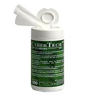 Салфетки для дезинфекции Сybertech, фото 1