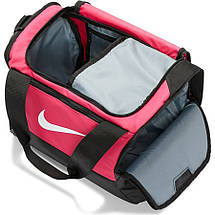 Сумка спортивная Nike Brasilia XS Dufflel BA5961-666 Розовый, фото 3