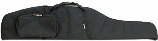 Чехол LeRoy SV для ружья с оптикой 1,3 м Чёрный