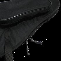Чехол LeRoy SV для ружья с оптикой 1,3 м Чёрный, фото 3