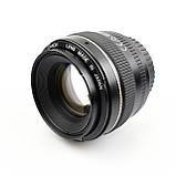 Объектив Canon EF 50mm f/1.4 USM б/у / в магазине, фото 2