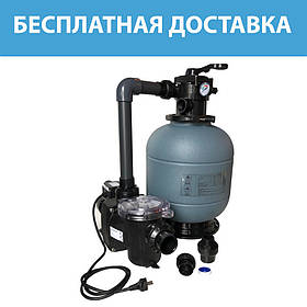 Фильтрационная установка Pentair Water FreeFlo (6 м³/ч)