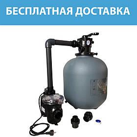 Фильтрационная установка Pentair Water FreeFlo (9 м³/ч)
