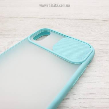 Чохол CASE для Apple iPhone X / XR / XS / XS Max (шторка на камеру) color, фото 3