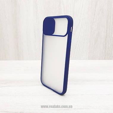 Чохол CASE для Apple iPhone X / XR / XS / XS Max (шторка на камеру) color, фото 2