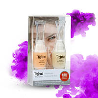 Набор для защиты и восстановления ногтей с кератином Trind Keratin Treatment Set