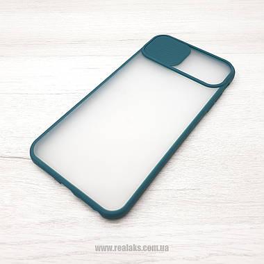 Чехол CASE для Apple iPhone 7Plus / 8Plus (шторка на камеру) color, фото 3