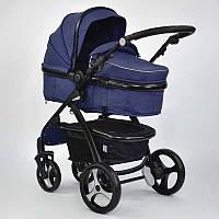 Детская коляска-трансформер JOY Jeans (8683)
