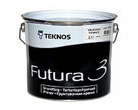 Грунт алкидный TEKNOS FUTURA 3 адгезионный белый (база 1) 2,7л