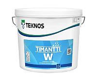 Грунт для влажных помещений TEKNOS TIMANTTI W паронепроницаемый прозрачно-зеленый 2,7л