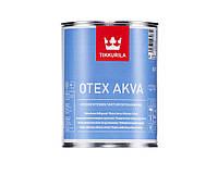 Грунт синтетический TIKKURILA OTEX AKVA адгезионный база А 0,9л