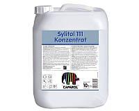 Грунтовка силикатная CAPAROL SYLITOL 111 KONZENTRAT глубокого проникновения 10л