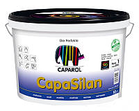 Краска для потолков CAPASILAN силиконовая белая - 10л