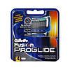 Картриджи серии Gillette Fusion ProGlide 4's (четыре картриджа в упаковке)