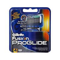 Картриджи Gillette Fusion ProGlide 4's (четыре картриджа в упаковке)