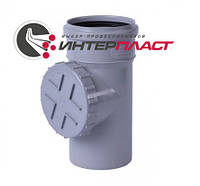 Ревизия канализационная Интерпласт 50 мм