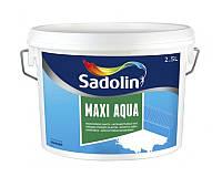 Шпатлевка акриловая SADOLIN MAXI AQUA влагостойкая голубая 2,5л