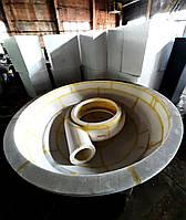 Литье сталь, чугун под заказ по технологии ЛГМ, фото 3