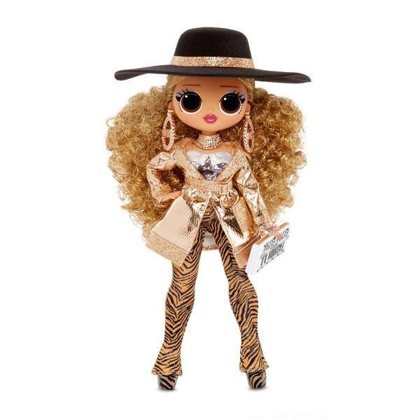 Кукла ЛОЛ Леди Босс ОМГ 3 серия LOL сюрприз L.O.L. Surprise! O.M.G. Series 3 Da Boss Fashion