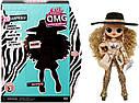 Кукла ЛОЛ Леди Босс ОМГ 3 серия LOL сюрприз L.O.L. Surprise! O.M.G. Series 3 Da Boss Fashion, фото 2