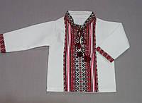 Вишита сорочка вишиванка для хлопчика 1, 2 роки