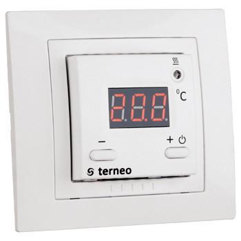 Терморегулятор для нагревательных панелей terneo rol