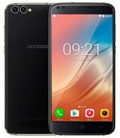 "Смартфон Doogee X30 Black, 2/16Gb, 8+8/5+5Мп, 4 ядра, экран 5.5"" IPS, 2sim, 3360mAh, GPS, 3G, фото 1"