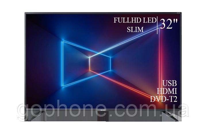 """Телевизор Sharp 32"""" FullHD/DVB-T2/USB"""