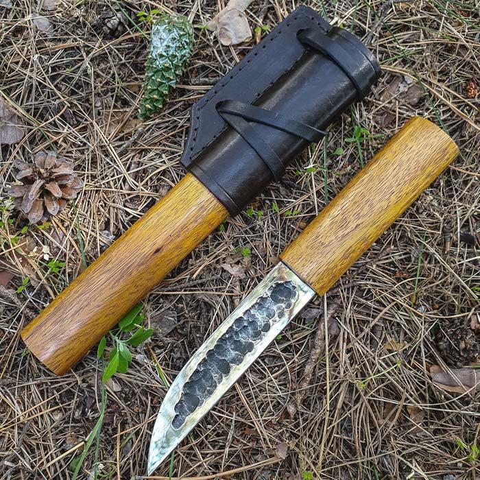 Нож ручной работы Якут №15