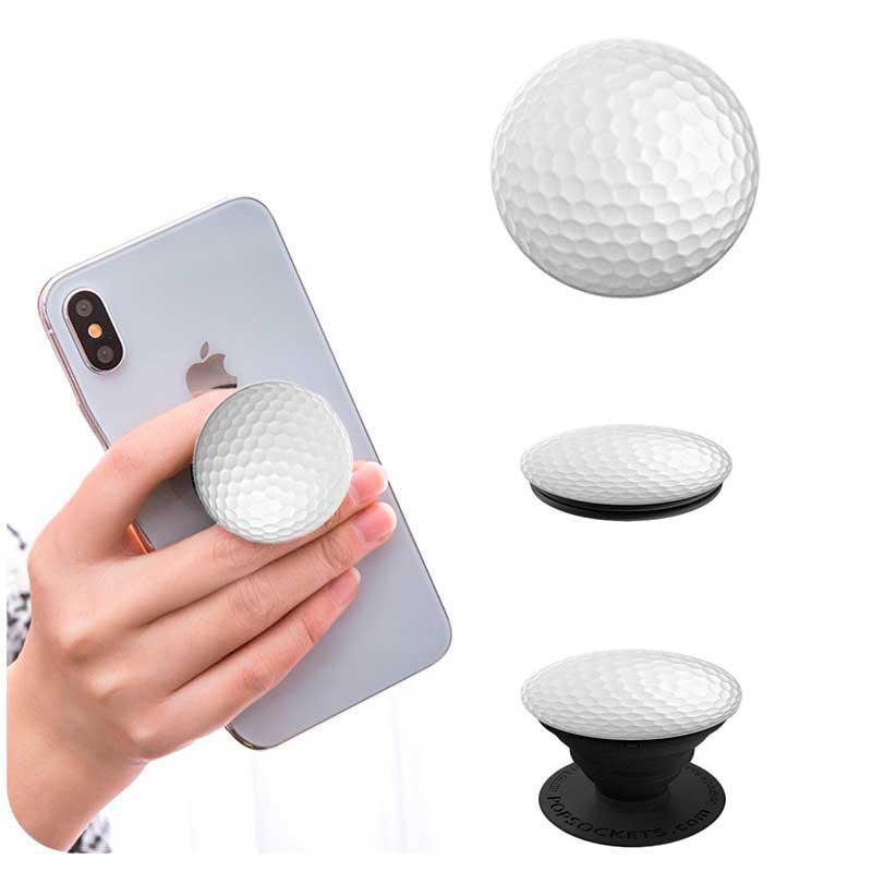 """Попсокет держатель для телефона PopSocket """"Мячик для гольфа"""" №24"""