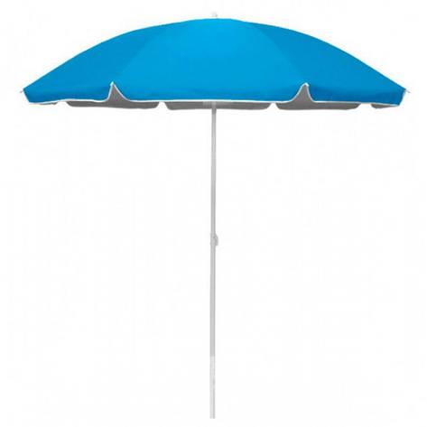 Зонт пляжный d2.0м серебро Stenson MH-2060, фото 2