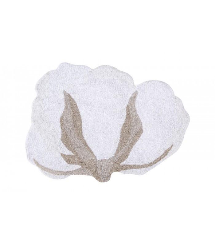 """Lorena Canals - Ковер """"Cotton Flower"""" 120 х 130 cm"""
